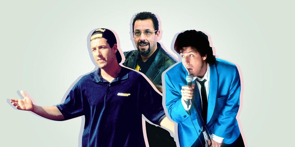 "<p>Really, it's a proverb at this point: Sandman does what only Sandman can do. Adam Sandler turns in an Oscar-worthy performance (we'll never let this <a href=""https://www.esquire.com/entertainment/movies/a30497610/adam-sandler-oscars-2020-snub-reaction-tweet/"" rel=""nofollow noopener"" target=""_blank"" data-ylk=""slk:snub"" class=""link rapid-noclick-resp"">snub</a> go) in 2019's <em>Uncut Gems</em>, dazzling as the rambling, gambling jeweler Howard Ratner. A year later? <em>Hubie Halloween</em>. A toilet-humored rehashing of the crude-humored romps Sandler made his name on. But it works. Yeah, he some help from Steve Buscemi going all-out as a rabid werewolf, but it works.</p><p>That's the range Sandler will give you. You have <em>The Meyerowitz Stories </em>and <em>Punch-Drunk Love</em>s of his filmography, smashed right up against <em>Grown Ups </em>and <em>Little Nicky</em>. (Don't forget: DEEDS!) It's a trip to sort out. In the spirit of Hubie Dubois, we opted for some law and order, taking the liberty of ranking Sandler's films from worst to best.</p>"