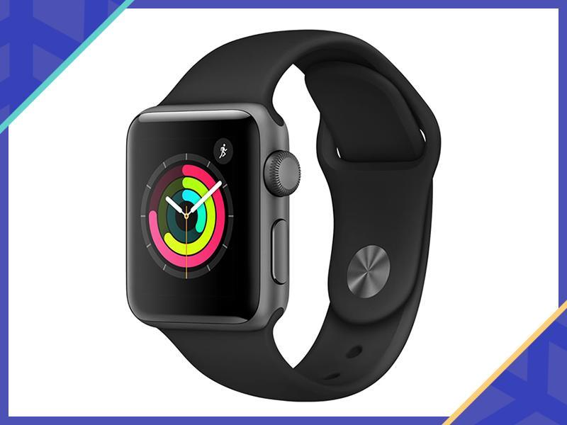 This is hands-down the lowest price right now on this Apple Watch. (Photo: Walmart)