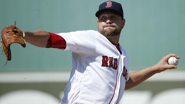 The Boston Red Sox extended their winning run in MLB thanks to pitcher Brian Johnson.