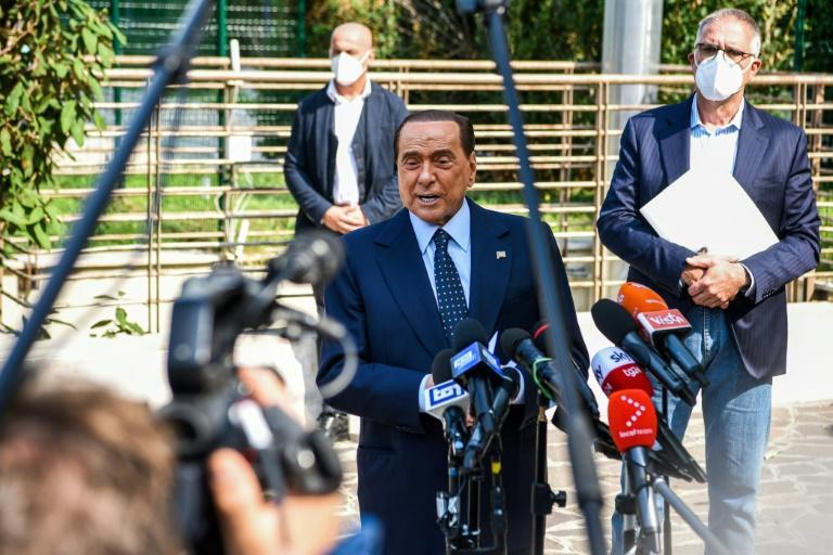 Former prime minister Silvio Berlusconi's grip on power was strengthened by his Mediaset empire