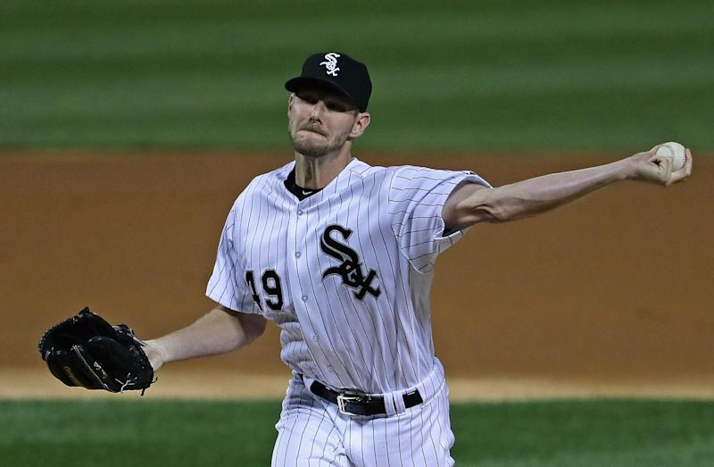 The Boston Red Sox went all-in on Tuesday by trading for ace Chris Sale. (Getty Images)