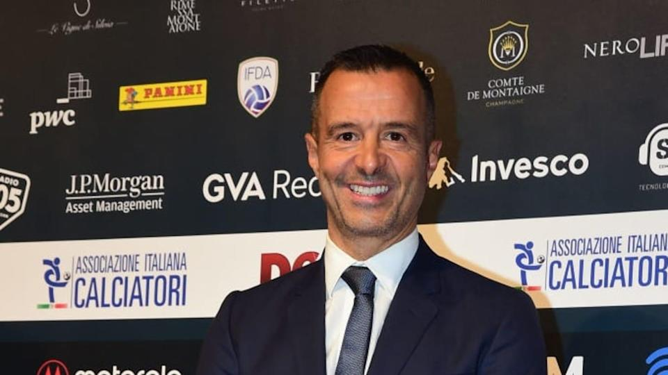 Jorge Mendes | Pier Marco Tacca/Getty Images
