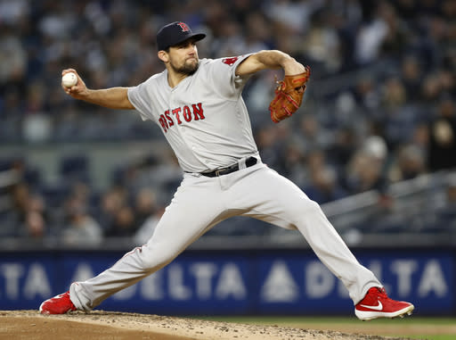 Boston's Eovaldi out 6 weeks after elbow surgery