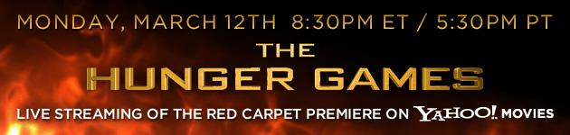 To see all the cast looking more like their normal selves, tune in for the live red carpet premiere Monday at 8:30pm ET/5:30pm PT exclusively here on Yahoo! Movies.