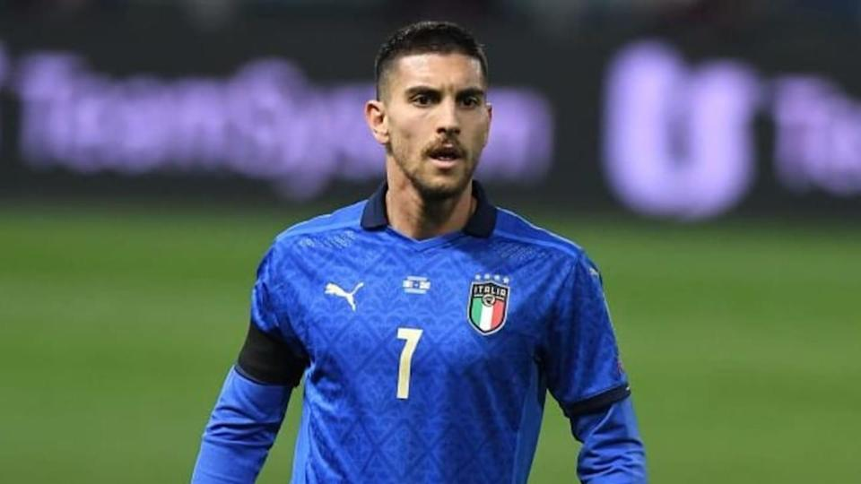 Lorenzo Pellegrini | Alessandro Sabattini/Getty Images