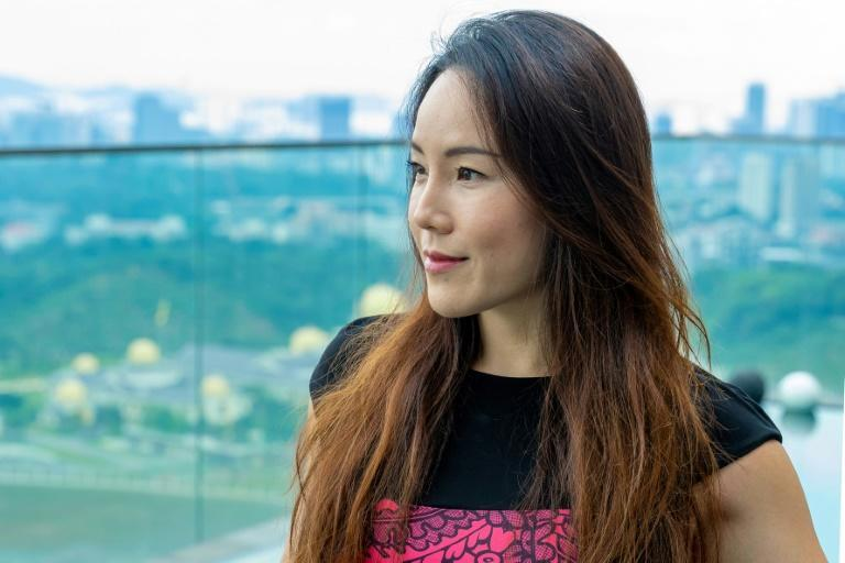 """Swimmer Cindy Ong hopes to be a """"catalyst for change"""" after she broke taboos in conservative Malaysia by going public about being the victim of an alleged sexual assault by a coach"""