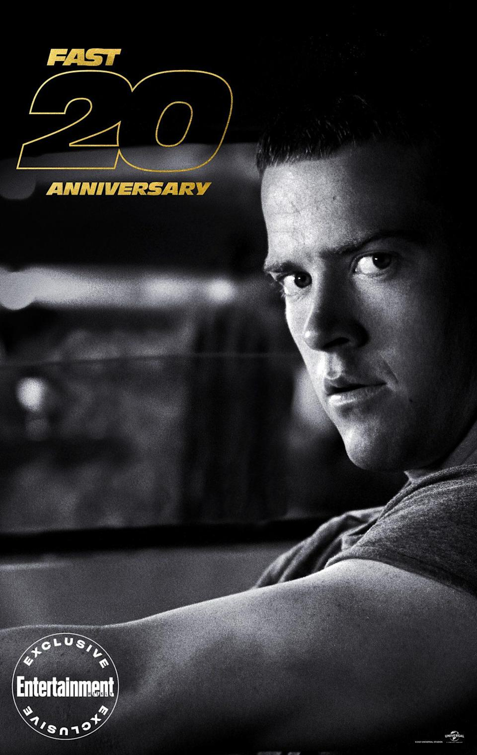 """<p><em>Fast</em> took an unexpected turn with 2006's <em>Tokyo Drift, </em>introducing an entirely new cast (with the exception of Diesel's cameo). Front and center was <a href=""""https://ew.com/tag/lucas-black/"""" rel=""""nofollow noopener"""" target=""""_blank"""" data-ylk=""""slk:Lucas Black"""" class=""""link rapid-noclick-resp"""">Lucas Black</a> as Sean Boswell, a troubled teen and talented driver who is sent to live with his father in Tokyo. """"Just being a part of <em>Fast & Furious</em> is incredible and a huge success for me,"""" <a href=""""https://ew.com/ew-binge-podcast/fast-saga-lucas-black-tokyo-drift/"""" rel=""""nofollow noopener"""" target=""""_blank"""" data-ylk=""""slk:said Black on EW's BINGE: The Fast Saga"""" class=""""link rapid-noclick-resp"""">said Black on <em>EW's BINGE: The Fast Saga</em></a>. """"It was a blessing to see that it was one of those films that stood out from the franchise. That's what's so unique about <em>Tokyo Drift:</em> It kind of has its own following. I know the saga has changed throughout the years, and that's been a good thing. But <em>Tokyo Drift</em> stands out different, and I'm proud of that.""""</p>"""