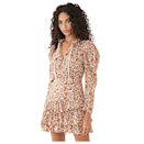 """This blurred floral design is worth the investment, thanks to the drawstring detailing, ruched waist, and ruffled hem. Florals gone…edgy? We're here for it. $263, Amazon. <a href=""""https://www.amazon.com/Ulla-Johnson-Womens-Marielle-Floral/dp/B08X8P6CV9"""" rel=""""nofollow noopener"""" target=""""_blank"""" data-ylk=""""slk:Get it now!"""" class=""""link rapid-noclick-resp"""">Get it now!</a>"""