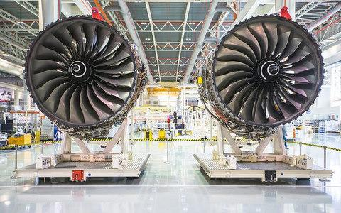 Rolls-Royce TEN engines - Credit: Rolls-Royce