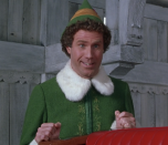 "<p><strong>Will Ferrell</strong> brought this iconic Christmas movie to life with his hilarious portrayal of Buddy the Elf. That said, while he wasn't as big of a star then as he is now, he was making fans laugh years before the comedy premiered in 2003. In 1995, Will joined the cast of <em><a href=""https://www.goodhousekeeping.com/life/entertainment/a29893521/will-ferrell-leave-snl-cast/"" rel=""nofollow noopener"" target=""_blank"" data-ylk=""slk:Saturday Night Live"" class=""link rapid-noclick-resp"">Saturday Night Live</a> </em>during which he gained popularity for his impression of former President George W. Bush. After departing from the late night show in 2002, Will appeared in other classic movies like <em><a href=""https://www.amazon.com/Austin-Powers-International-Man-Mystery/dp/B000YAF9A2?tag=syn-yahoo-20&ascsubtag=%5Bartid%7C10055.g.34825102%5Bsrc%7Cyahoo-us"" rel=""nofollow noopener"" target=""_blank"" data-ylk=""slk:Austin Powers"" class=""link rapid-noclick-resp"">Austin Powers</a></em>,<em> <a href=""https://www.amazon.com/Night-at-Roxbury-Will-Ferrell/dp/B00819ECMO?tag=syn-yahoo-20&ascsubtag=%5Bartid%7C10055.g.34825102%5Bsrc%7Cyahoo-us"" rel=""nofollow noopener"" target=""_blank"" data-ylk=""slk:A Night at the Roxbury"" class=""link rapid-noclick-resp"">A Night at the Roxbury</a></em>, <a href=""https://www.amazon.com/Superstar-Molly-Shannon/dp/B003CBTVNG?tag=syn-yahoo-20&ascsubtag=%5Bartid%7C10055.g.34825102%5Bsrc%7Cyahoo-us"" rel=""nofollow noopener"" target=""_blank"" data-ylk=""slk:Superstar"" class=""link rapid-noclick-resp""><em>Superstar</em></a>, and <em><a href=""https://www.amazon.com/Zoolander-Ben-Stiller/dp/B000I0XLYO?tag=syn-yahoo-20&ascsubtag=%5Bartid%7C10055.g.34825102%5Bsrc%7Cyahoo-us"" rel=""nofollow noopener"" target=""_blank"" data-ylk=""slk:Zoolander"" class=""link rapid-noclick-resp"">Zoolander</a></em>.</p>"