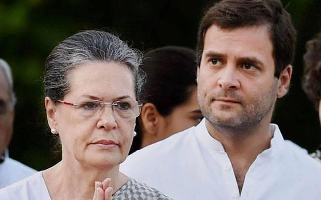 News of Rahul's elevation will be made public when it happens: Sonia Gandhi