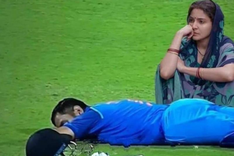 Anushka Sharma's Sui Dhaaga Memes Take Over Internet As Virat Kohli's Team India Lose WC Semifinal
