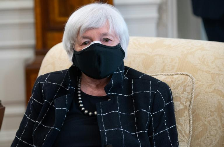 US Treasury Secretary Janet Yellen said she will push G20 nations to adopt a global minimum tax, giving the issue momentum