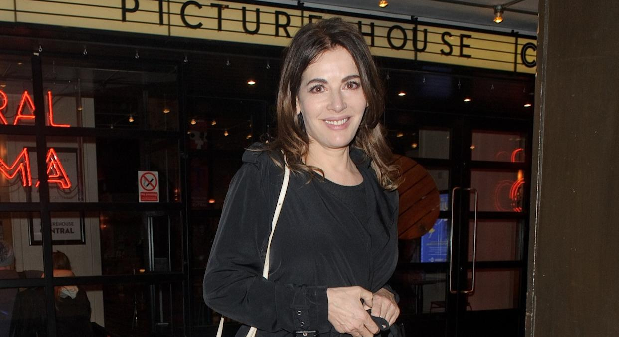 Nigella Lawson has said she will continue to dye her grey hair brunette as she turns 60