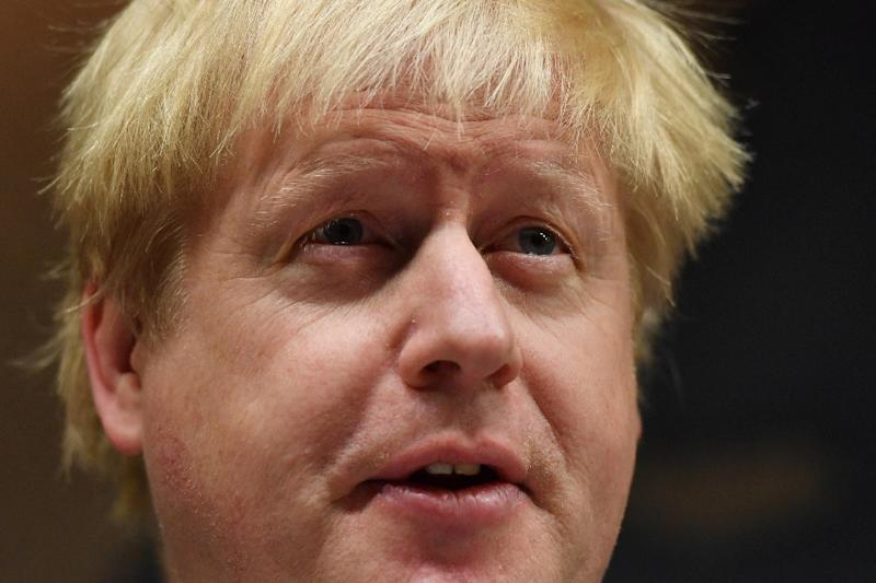 Boris Johnson flies to NY for talks with Donald Trump's team