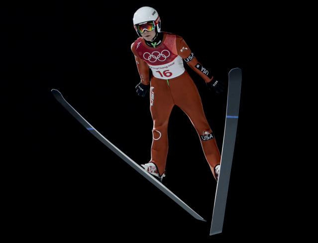 Casey Larson can be known as Mr. 100,000 of the Olympic Games (AP)