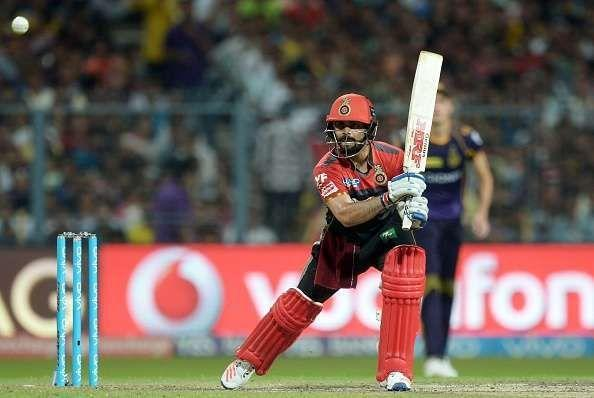 Virat Kohli is the second highest run-scorer in IPL history