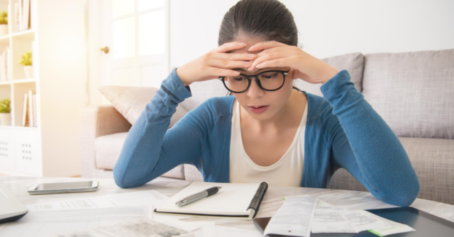 family budgeting - list down expenses