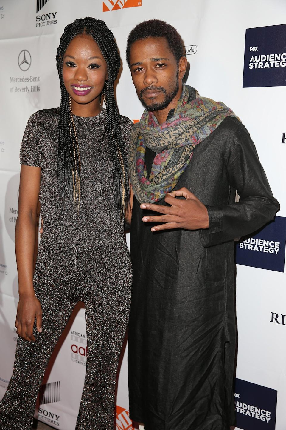 """<p>On her now-deactivated Instagram page, Roquemore, <a href=""""http://www.eonline.com/news/862565/xosha-roquemore-gives-birth-to-first-child-with-lakeith-stanfield"""" class=""""link rapid-noclick-resp"""" rel=""""nofollow noopener"""" target=""""_blank"""" data-ylk=""""slk:according to E!"""">according to E!</a>, shared and deleted a picture of their daughter, captioned """"Mom."""" E! also reported that she <a href=""""http://www.eonline.com/news/834837/the-mindy-project-s-xosha-roquemore-is-expecting-first-child-with-lakeith-stanfield"""" class=""""link rapid-noclick-resp"""" rel=""""nofollow noopener"""" target=""""_blank"""" data-ylk=""""slk:had been expecting in March"""">had been expecting in March</a> of that year.</p>"""