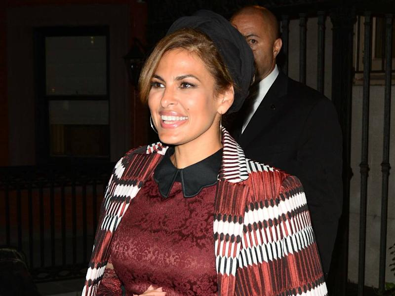 Eva Mendes: 'Date nights with Ryan Gosling take a lot of prep'