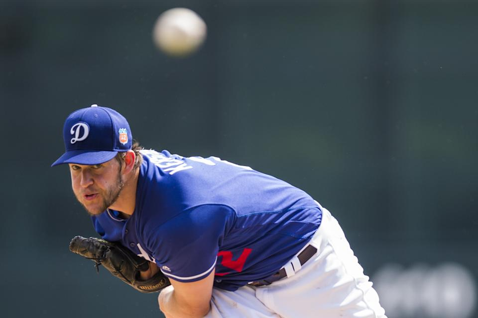 Clayton Kershaw (Getty Images)