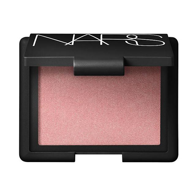 "<p>$30, <a href=""https://www.narscosmetics.com/USA/orgasm-blush/0607845040132.html"" rel=""nofollow noopener"" target=""_blank"" data-ylk=""slk:narscosmetics.com"" class=""link rapid-noclick-resp"">narscosmetics.com</a> (Photo: NARS) </p>"