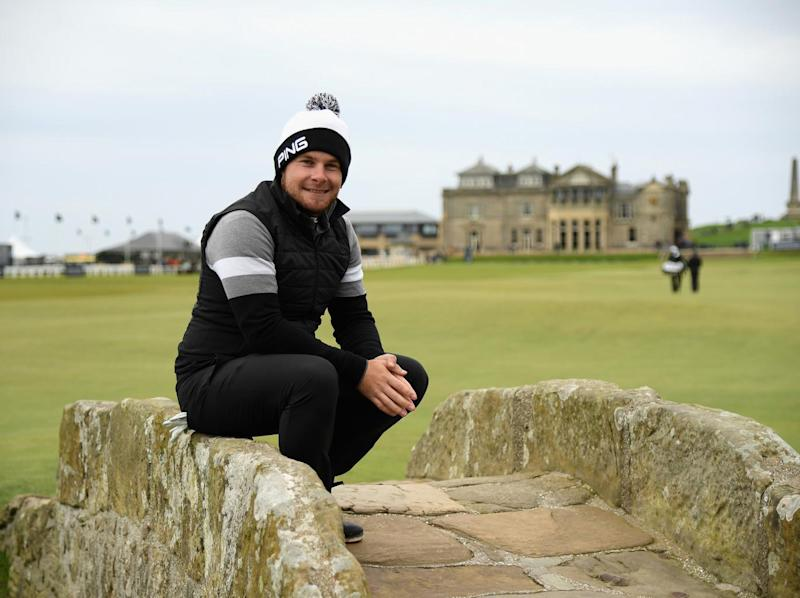 Fleetwood shares the lead with defending champion Hatton (Getty)