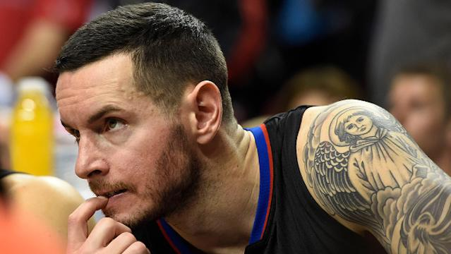 J.J. Redick is heading to Philadelphia. (Getty)
