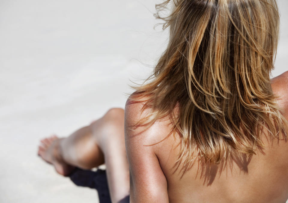 Should naturist events be adults-only? [Photo: Getty]