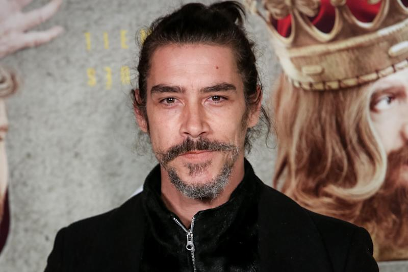 MADRID, SPAIN - DECEMBER 20: Actor Oscar Jaenada attends the 'Tiempo Despues' premiere at Capitol Cinema on December 20, 2018 in Madrid, Spain. (Photo by Pablo Cuadra/WireImage)