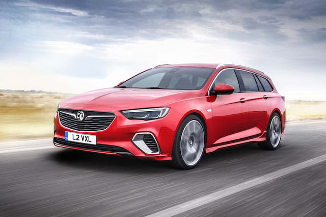 Performance variant Insignia available from £33,375 on-the-road