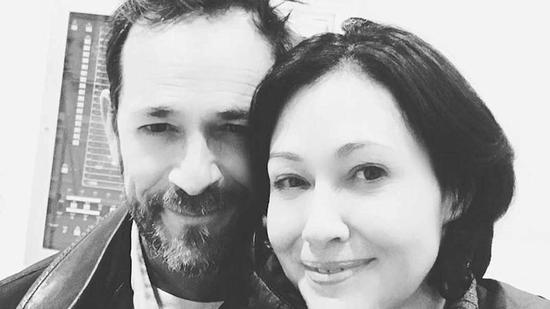 Luke Perry's 90210 co-star Shannen Doherty to appear in Riverdale tribute episode