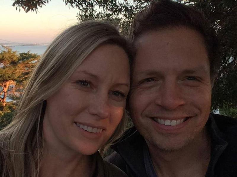 Justine and Don Damond had plans to marry next month (Facebook)