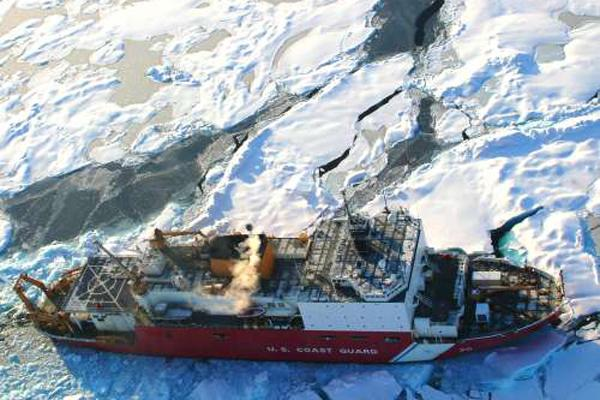 Arctic Expedition to Probe Ocean Acidification's Effects