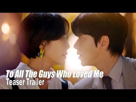 "<p>Seo Hyun-Joo (Hwang Jung-Eum) is the leader of a webcomic planning team, and she's hyper-focused on her career, with no plans of finding a partner anytime soon. But just as she declares she wants to remain single, two men confess their feelings for her. There's pharmaceutical company CEO Hwang Ji-Woo (Yoon Hyun-Min), and popular webcomic writer Park Do-Gyeom (Seo Ji-Hoon)—who grew up like brothers, but now have to compete for their crush's affections.</p><p><a class=""link rapid-noclick-resp"" href=""https://www.viki.com/tv/37216c-to-all-the-guys-who-loved-me"" rel=""nofollow noopener"" target=""_blank"" data-ylk=""slk:STREAM IT"">STREAM IT</a></p><p><a href=""https://www.youtube.com/watch?v=xl0-on3bZaA"" rel=""nofollow noopener"" target=""_blank"" data-ylk=""slk:See the original post on Youtube"" class=""link rapid-noclick-resp"">See the original post on Youtube</a></p>"