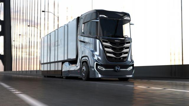 Nikola to debut two battery-electric semi-trucks this spring