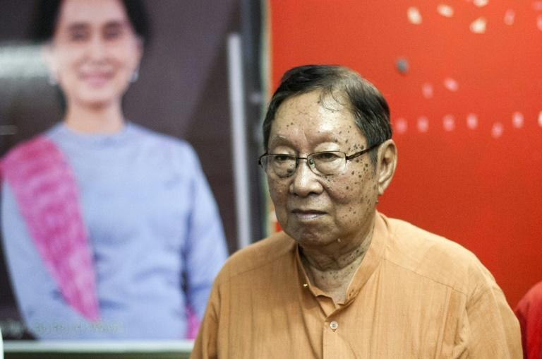 Nyan Win, a former NLD spokesperson, has died after becoming infected with Covid-19 in prison