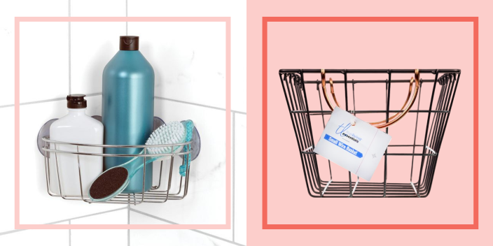 """<p>When it comes to organizing, it usually feels like you have to choose between saving space, time, or money. Not the case if you take a trip to the dollar store. Consider these <a href=""""https://www.goodhousekeeping.com/home/organizing/tips/g810/small-bathroom-storage/"""" rel=""""nofollow noopener"""" target=""""_blank"""" data-ylk=""""slk:bathroom"""" class=""""link rapid-noclick-resp"""">bathroom</a>, kitchen, closet, and <a href=""""https://www.goodhousekeeping.com/home/organizing/g25572553/laundry-room-ideas/"""" rel=""""nofollow noopener"""" target=""""_blank"""" data-ylk=""""slk:laundry room"""" class=""""link rapid-noclick-resp"""">laundry room</a> storage ideas for a more affordable way to organize. The best part? Everything's under $6.</p>"""