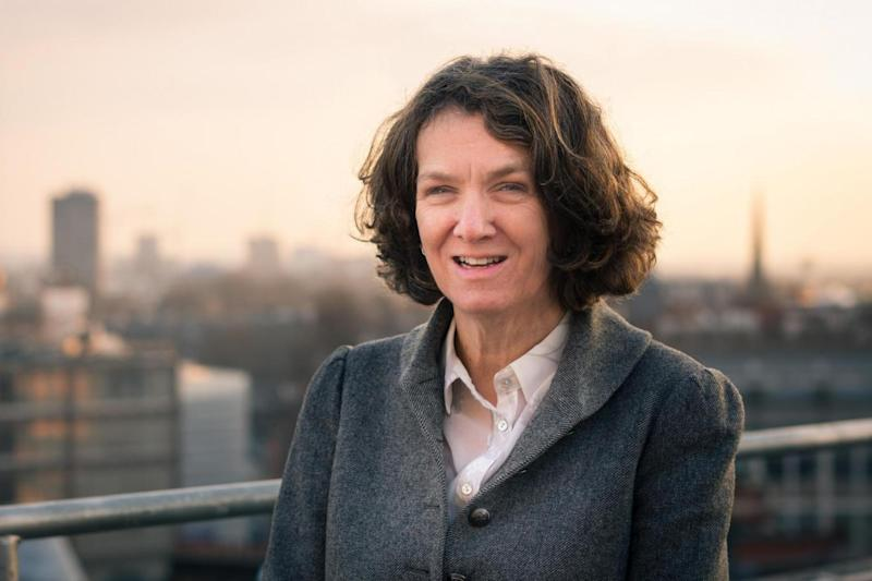 Michele Dix is the director of Crossrail 2 (Transport for London)