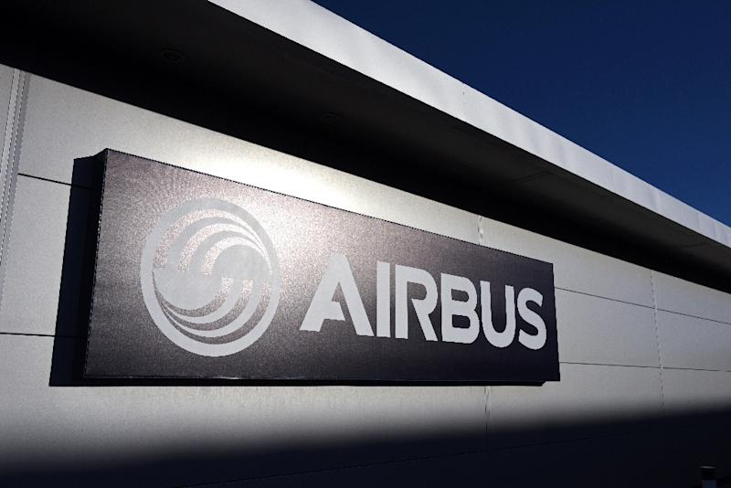 Airbus says it could be forced to leave Britain if there is no Brexit deal (AFP Photo/OLI SCARFF)