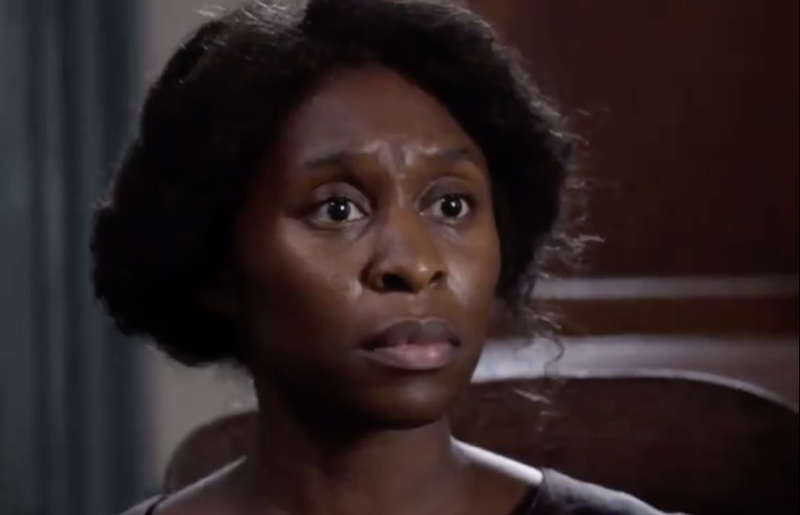 Fear is the Enemy in First Trailer for 'Harriet,' Starring Cynthia Erivo