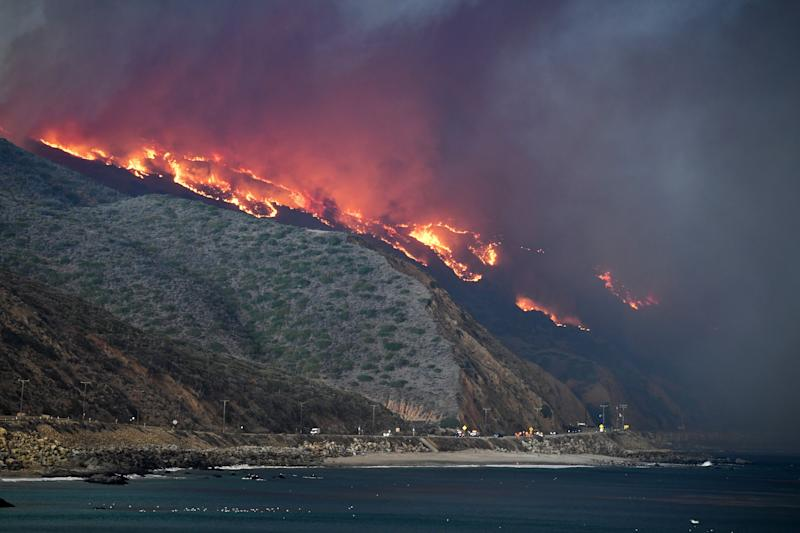 California Wildfires Rage, Death Toll at 23