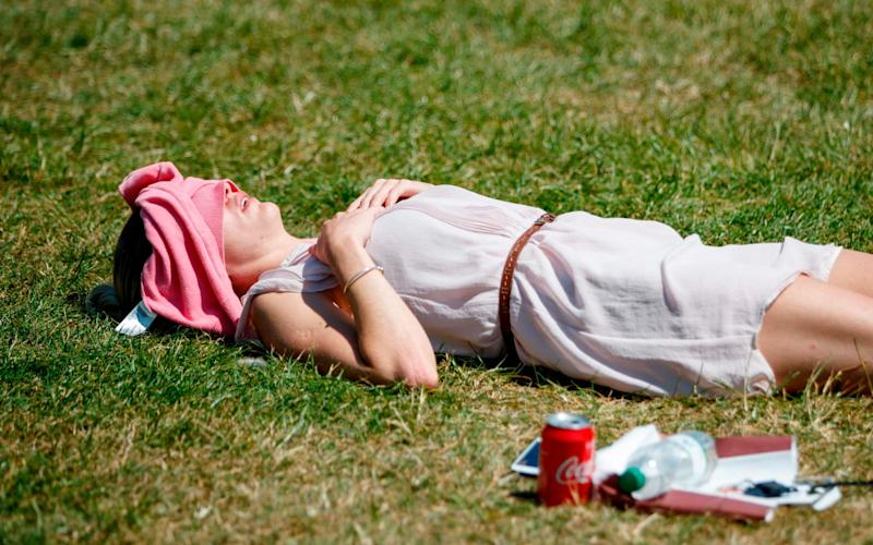 Overwhelmed by the hot weather? Here's how to cope - AFP
