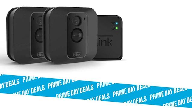 Photo Illustration by Elizabeth Brockway/The Daily Beast * All-New Blink XT2 Outdoor/Indoor Smart Security 2 Camera Kit,$100 (44% off). * Indoor and outdoor, two-way audio, two-year battery life, and cloud storage. * Shop the rest of our other Prime Day deal picks here. Not a Prime member yet? Sign up here.The Blink XT2 Smart Security Camera lets you talk to visitors at your place through the smartphone or tablet app and lets them talk right back to you. And with customizable motion detection, you can decide where in the camera's vision motion is important, meaning that distracting movements by pets, kids, or plants won't alarm you. Amazon is also offering free storage for all of your clips on the cloud so you don't have to fuss with microUSB cards or downloads. All this is down to $100 from $180 right now, so upgrade your home situational awareness while it's on sale. | Get it on Amazon > Let Scouted guide you to the best Prime Day deals. Shop Here >Scouted is internet shopping with a pulse. Follow us on Twitter and sign up for our newsletter for even more recommendations and exclusive content. Please note that if you buy something featured in one of our posts, The Daily Beast may collect a share of sales.Read more at The Daily Beast.Got a tip? Send it to The Daily Beast hereGet our top stories in your inbox every day. Sign up now!Daily Beast Membership: Beast Inside goes deeper on the stories that matter to you. Learn more.