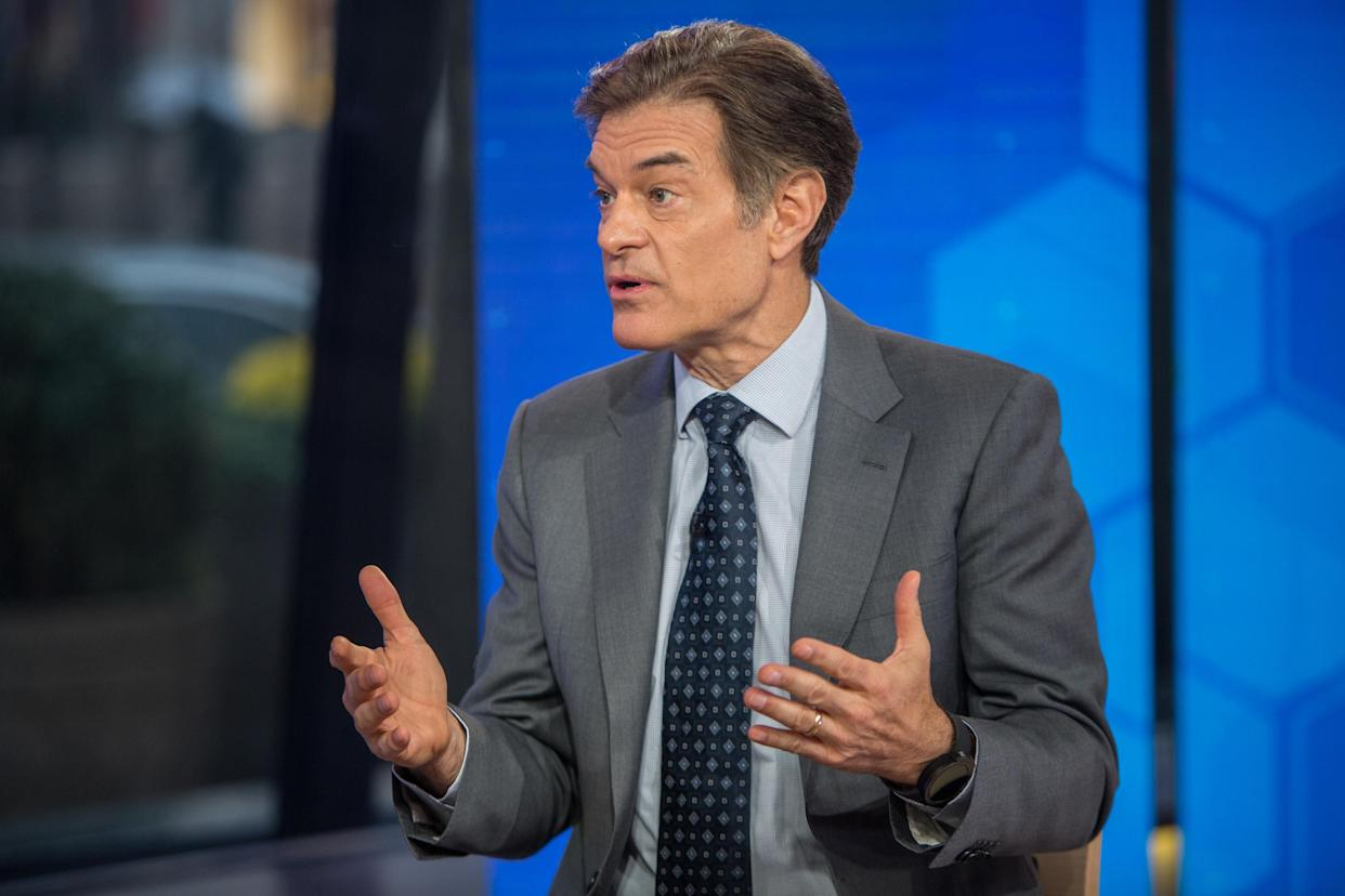 OB/GYN Jenner Gunter is criticizing Dr. Mehmet Oz for linking astrology to health. (Photo: Getty Images)