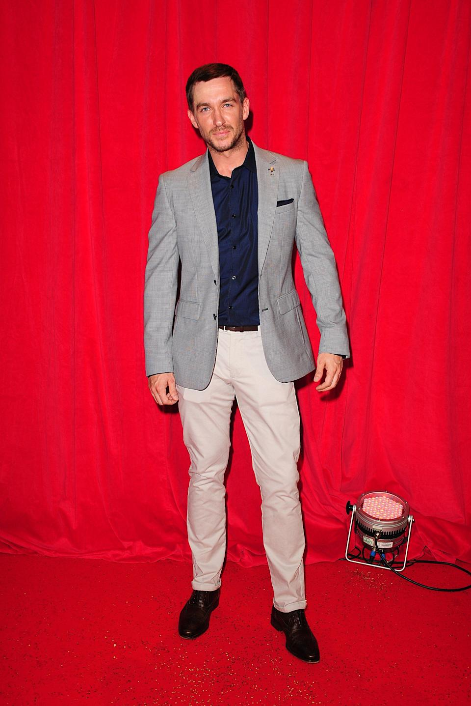 Anthony Quinlan was Hollyoaks' Gilly Roach for 6 years before leaving and, two years later, joining 'Emmerdale'.