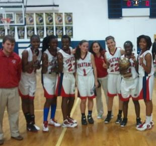 The Miami Country Day girls basketball team, an early season 82-0 winner — BeRecruited