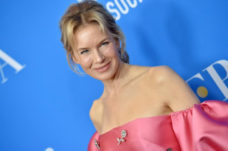 BEVERLY HILLS, CALIFORNIA - JULY 31: Renee Zellweger attends the Hollywood Foreign Press Association's Annual Grants Banquet at Regent Beverly Wilshire Hotel on July 31, 2019 in Beverly Hills, California. (Photo by Axelle/Bauer-Griffin/FilmMagic)