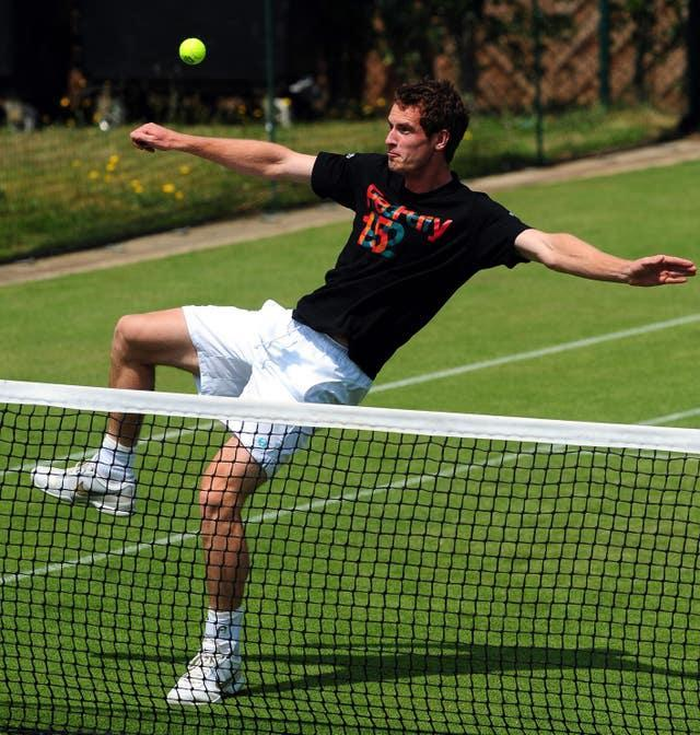 Andy Murray would be interested in getting his football coaching badges after finishing his tennis career