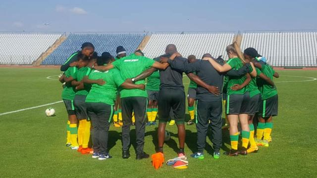 Basetsana need a huge win in Benin City to overturn their deficit against Nigeria and the gaffer assured her side will fight until the death
